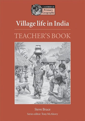 Village Life in India Teachers Book: Teachers Resource Book (Teachers Edition)