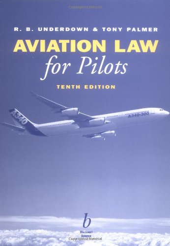 Aviation Law for Pilots (10th Revised edition)