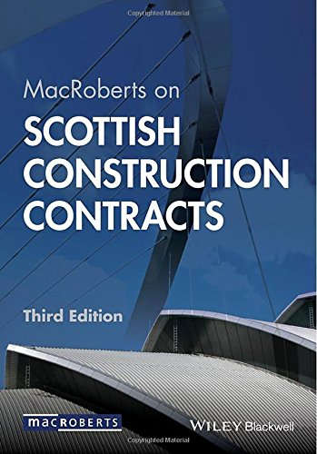 MacRoberts on Scottish Construction Contracts