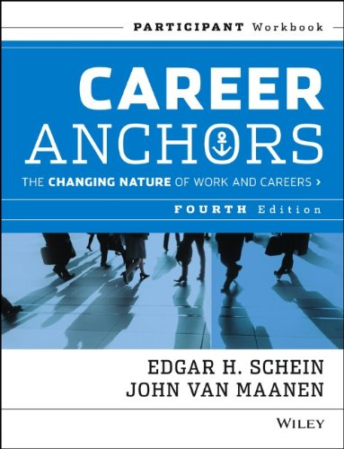 Career Anchors Participant Workbook 4th