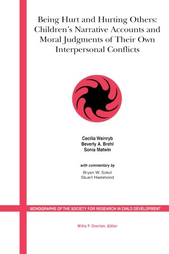 Being Hurt and Hurting Others: Childrens Narrative Accounts and Moral Judgements of Their Own Interpersonal Conflicts