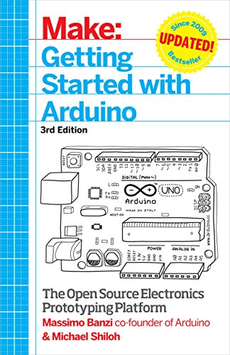 Getting Started with Arduino 3e