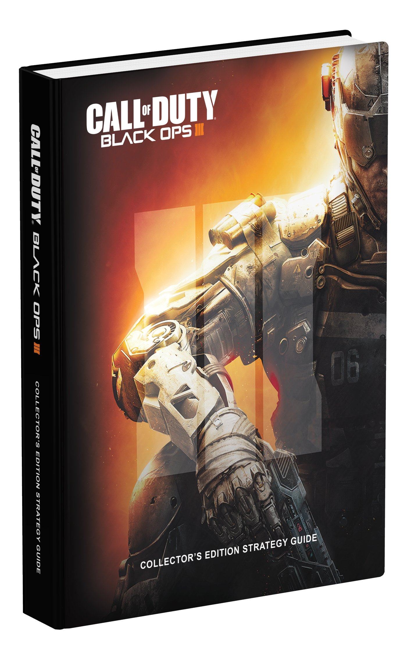 Call of Duty Black Ops III Collectors Edition Guide