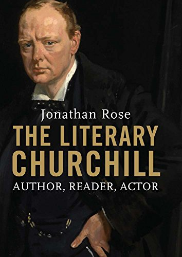 The Literary Churchill – Author, Reader, Actor