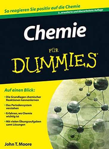 Chemie Fur Dummies(R) (3rd Revised edition)