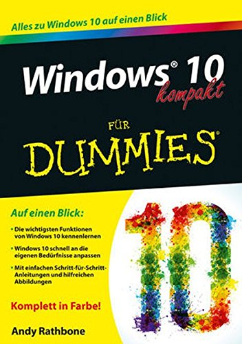 Windows 9 kompakt fur Dummies